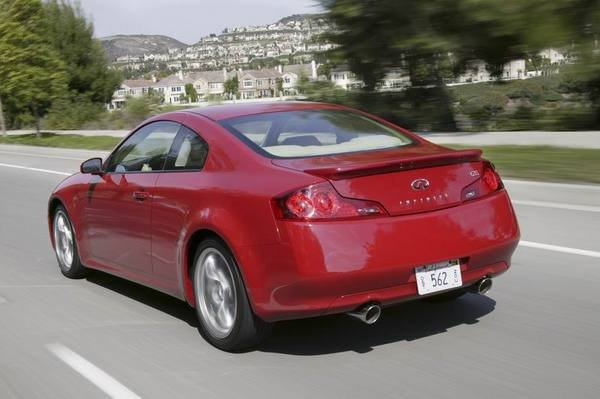 2007 infiniti g35 coupe car review top speed. Black Bedroom Furniture Sets. Home Design Ideas