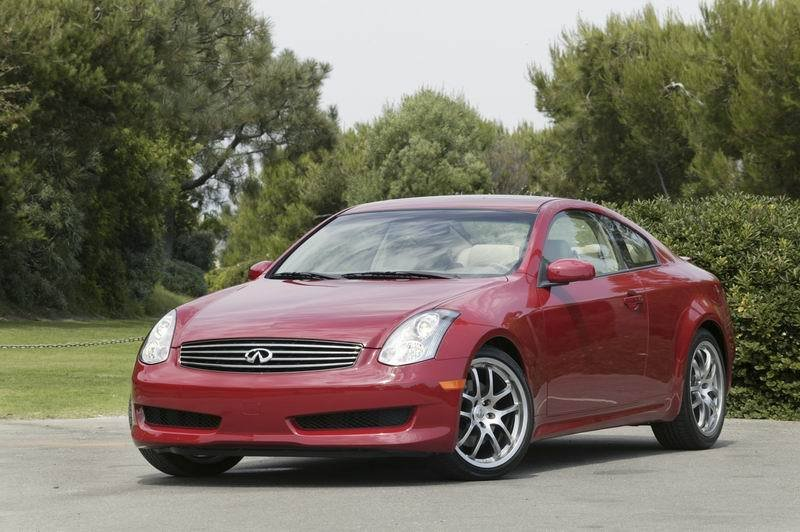 Infiniti G35 Reviews Specs  Prices  Top Speed
