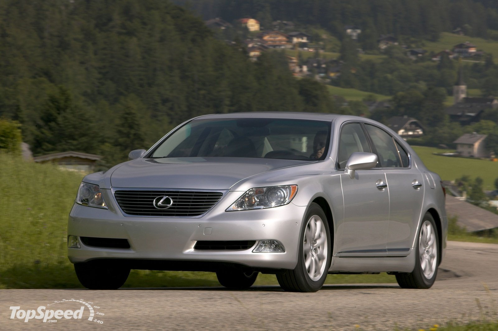 2007 lexus ls 460 and ls 460l prices announced news top speed. Black Bedroom Furniture Sets. Home Design Ideas
