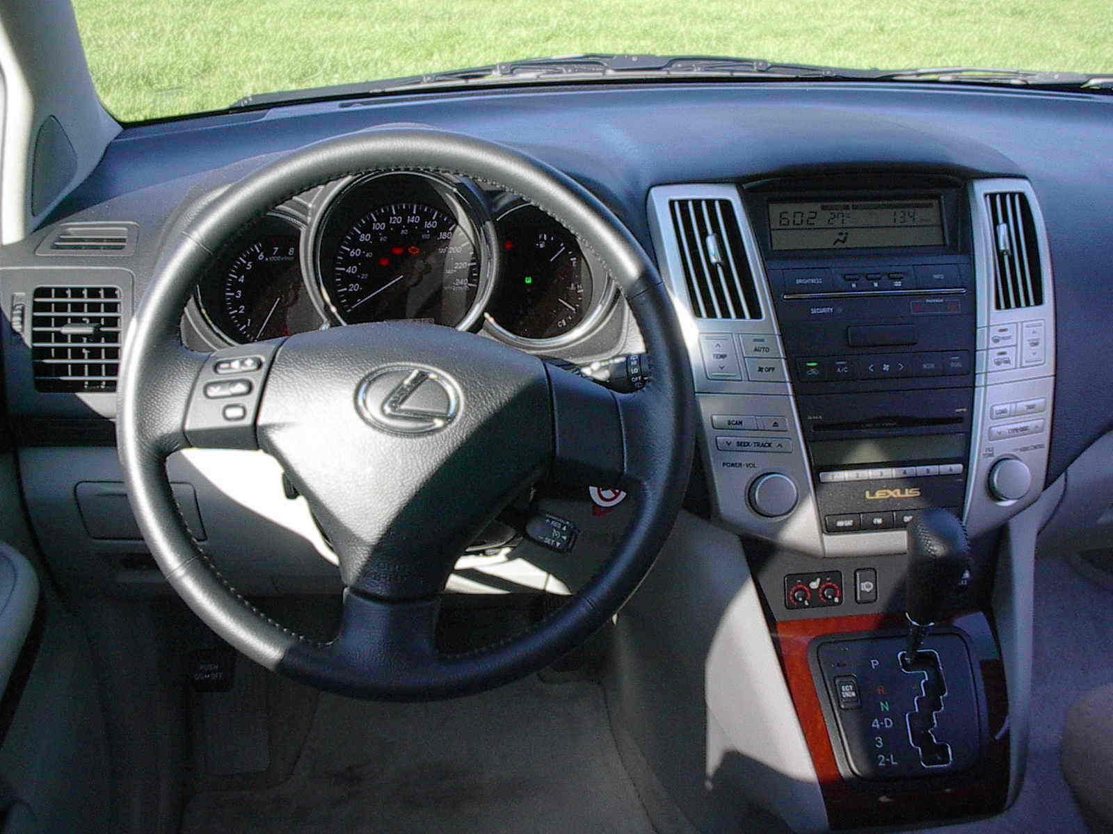 2007 lexus rx 350 picture 107990 car review top speed. Black Bedroom Furniture Sets. Home Design Ideas
