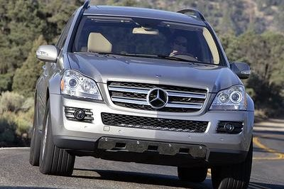 2007 Mercedes GL450 SUV of the year