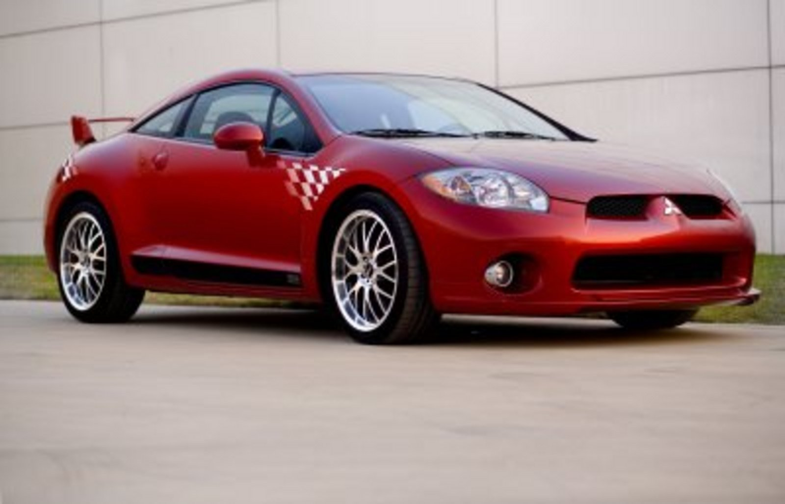 Mitsubishi Eclipse Reviews Specs Prices Photos And Videos Top Speed Spyder Engine Diagram 2007 Sport Edition