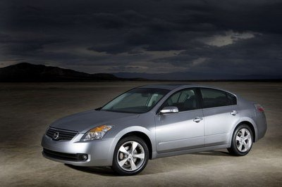 2007 Nissan Altima prices announced