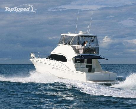 ... berth cabin as well as a second bathroom make the Riviera 47 Series II a ...