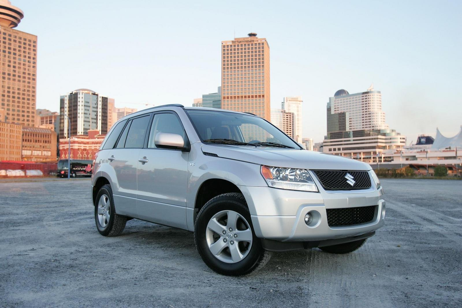 2007 suzuki grand vitara picture 102367 car review top speed. Black Bedroom Furniture Sets. Home Design Ideas