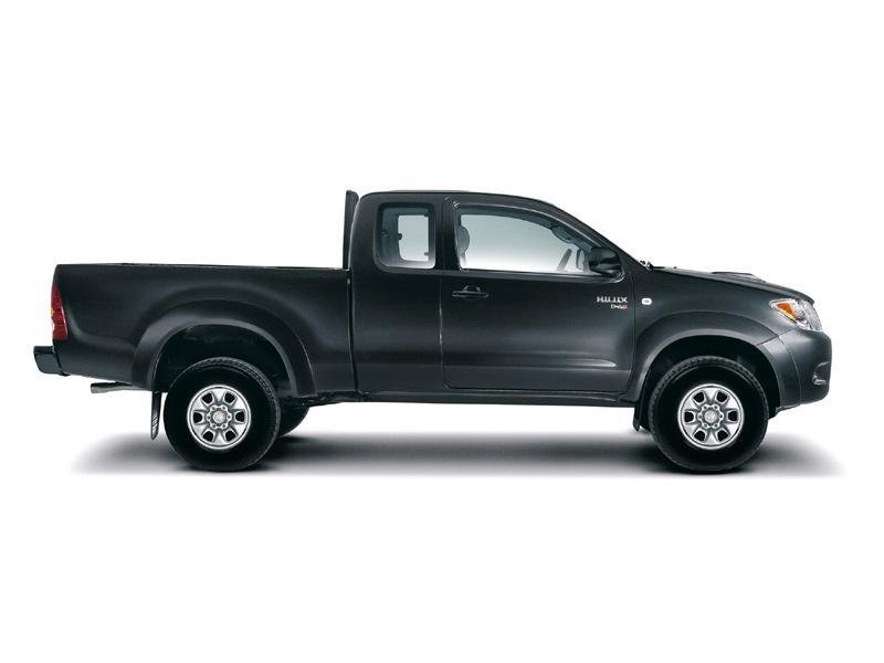 2007 Toyota Hilux Extra Cab