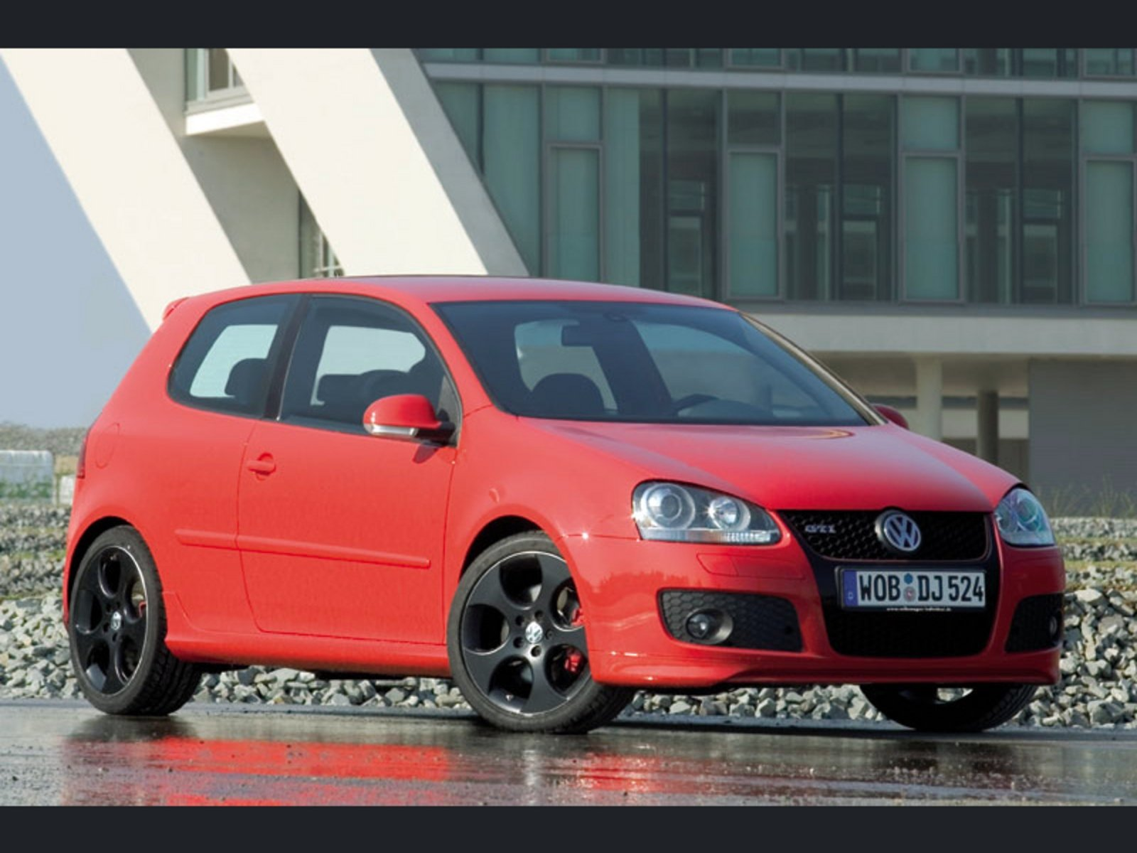 2007 Volkswagen Golf GTI Edition 30 Review - Top Speed