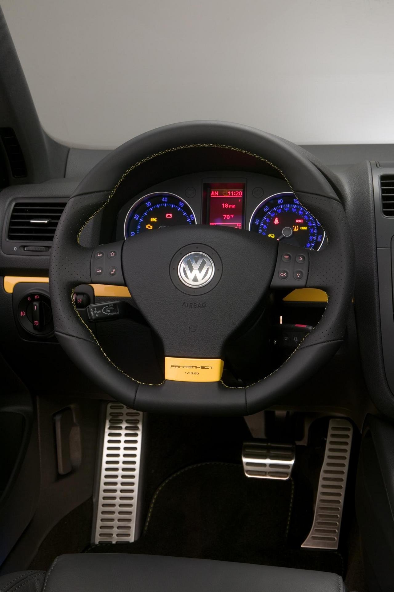 2007 Volkswagen GTI And GLI Fahrenheit Special Edition - Picture 105958 | car review @ Top Speed