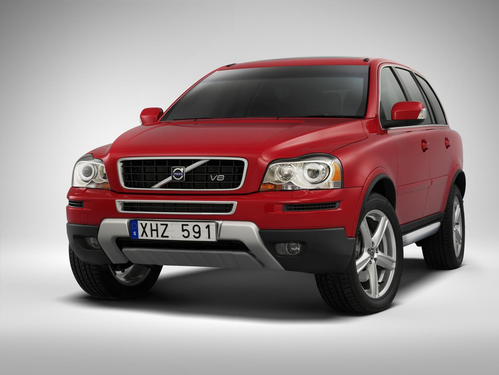 2007 Volvo XC90 V8 Sport Review - Top Speed