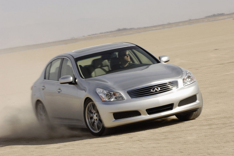 All-New 2007 G35 Sports Sedan prices announced