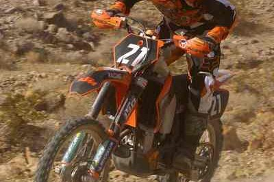 AMA Hare & Hound: KTM riders ride strong at Lucerne Valley