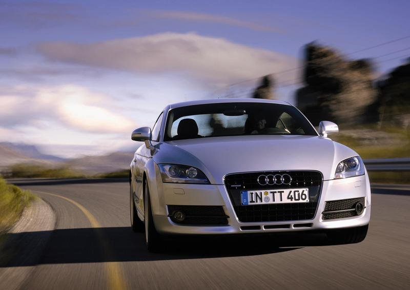 Audi TT: the most beautiful car in the world
