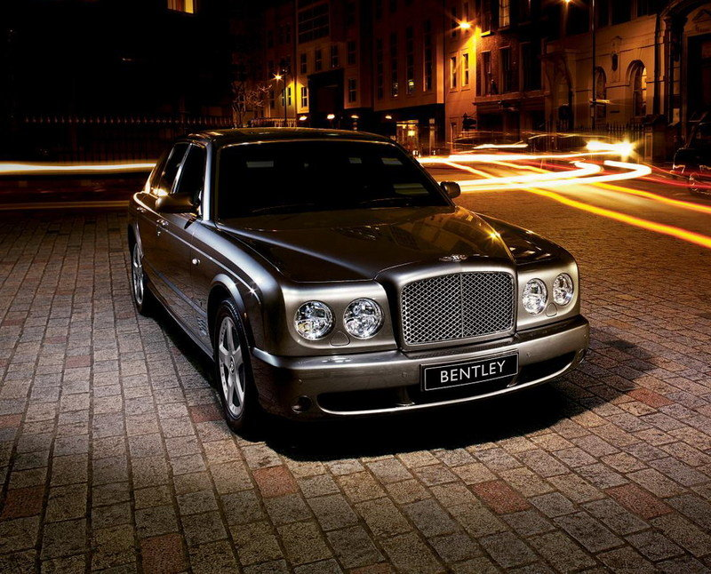 Bentley Arnage Coupe to debut at Geneva Motor Show