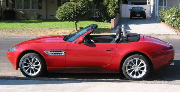 Bmw Z8 Roadster Replica Built On Z4 Picture 107831 Car