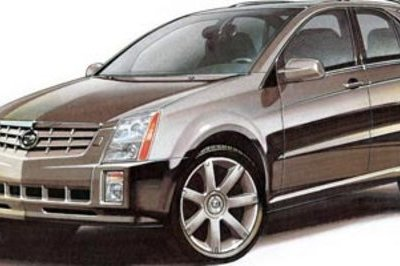 Cadillac SRX to be replaced with X3 competitor