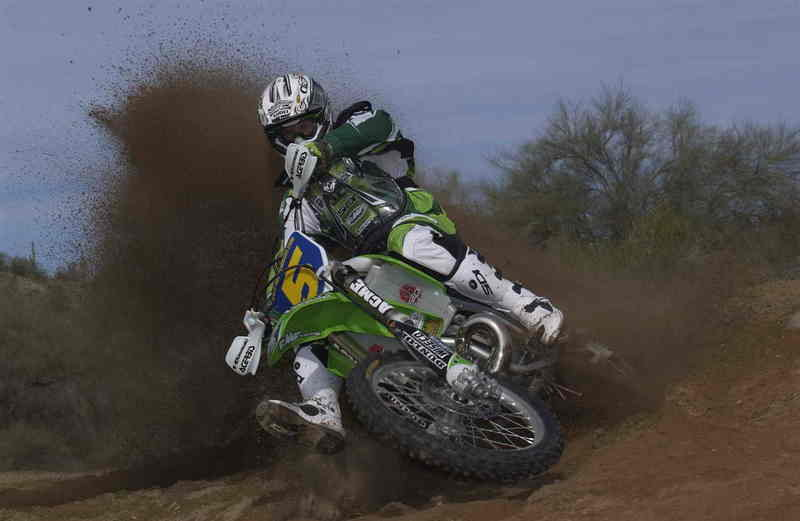 Destry Abbott clinches 2006 AMA Hare and Hound championship