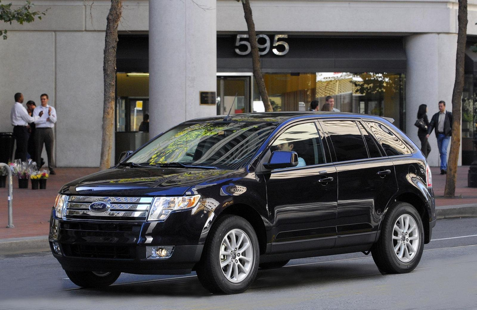 2007 Ford Edge For Sale >> Ford Edge On Sale Starting November News - Top Speed