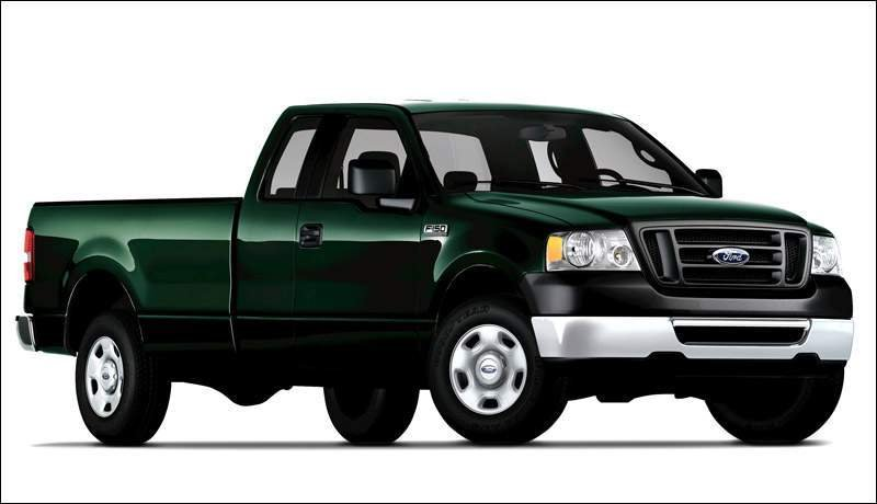 Ford F-150 with diesel engine to come by 2009