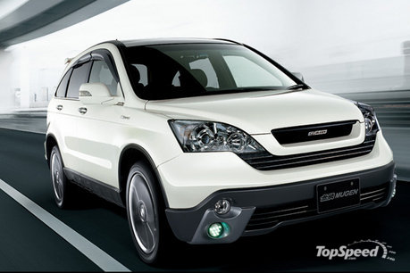 honda cr-v by mugen