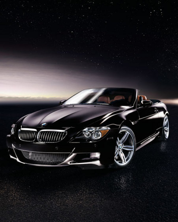neiman marcus limited edition bmw m6 convertible sold out in 1 min and 32 sec. picture
