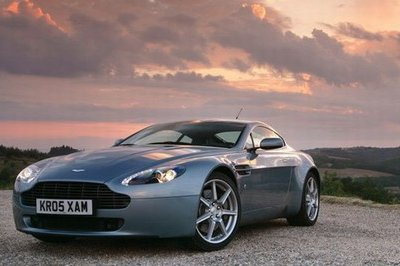 Prodrive to upgrade the Aston-Martin V8 to more than 400 hp