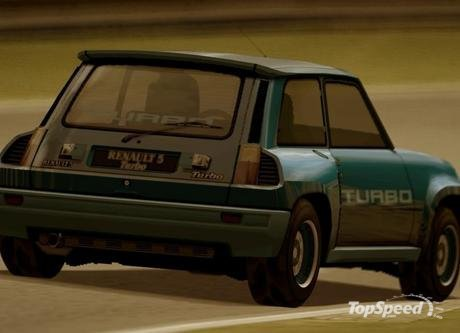 renault 5 gt turbo the living coffin. What do you get by crossing a small