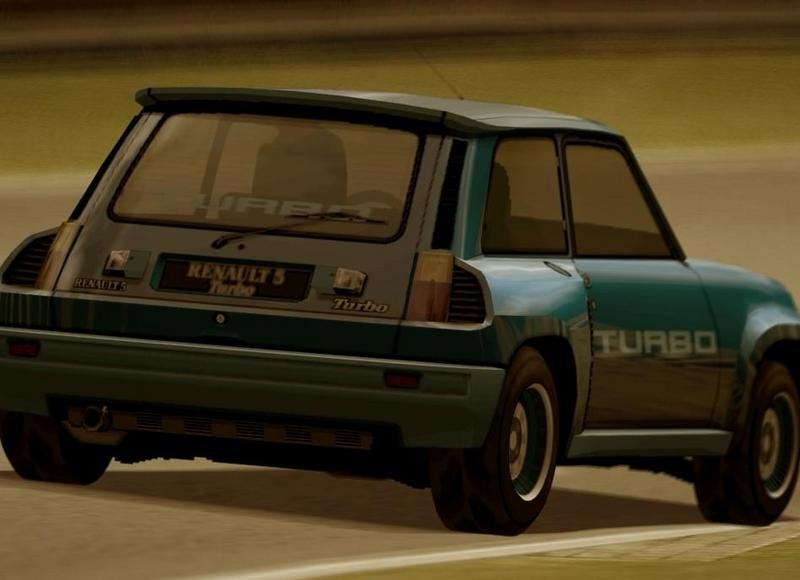 Renault 5 GT Turbo – The Living Coffin