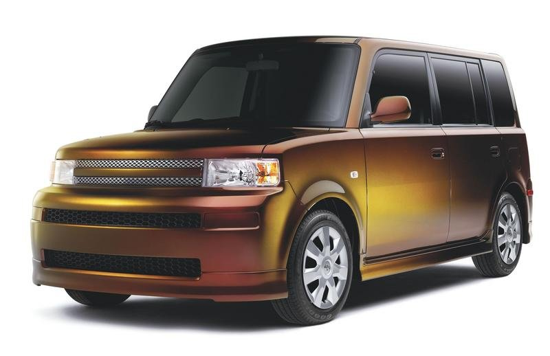 Scion Announces Pricing For xB Release Series 4.0