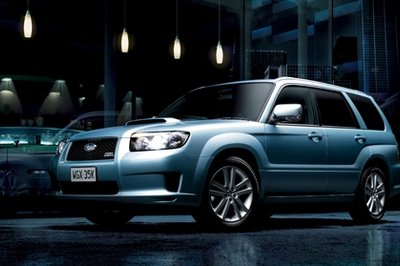 Subaru Forester Turbo Sport to debut at SEMA