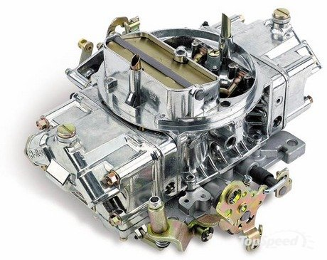 the carburetor old school