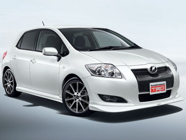 Toyota Auris Sportivo By Trd News Top Speed
