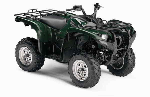 Yamaha grizzly 700 fi auto 4x4 picture 102724 for Yamaha grizzly 50