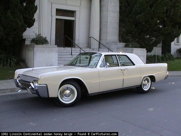 1961 Lincoln Continental Car Review Top Speed