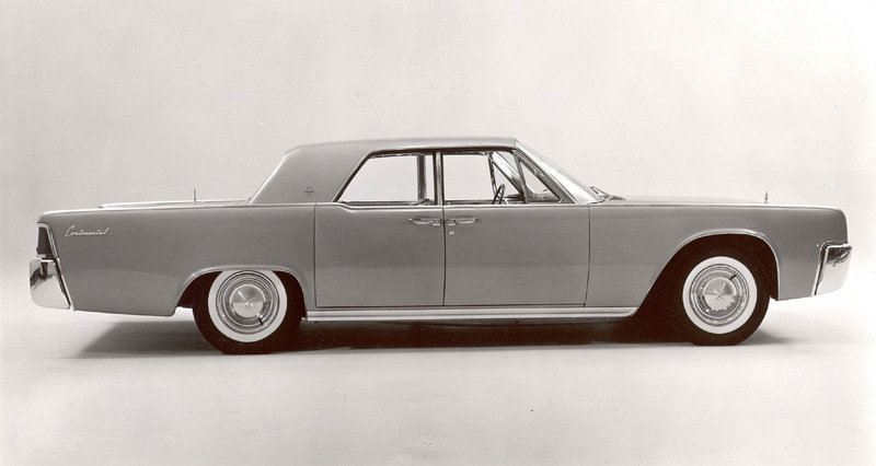 1961 Lincoln Continental - image 112239