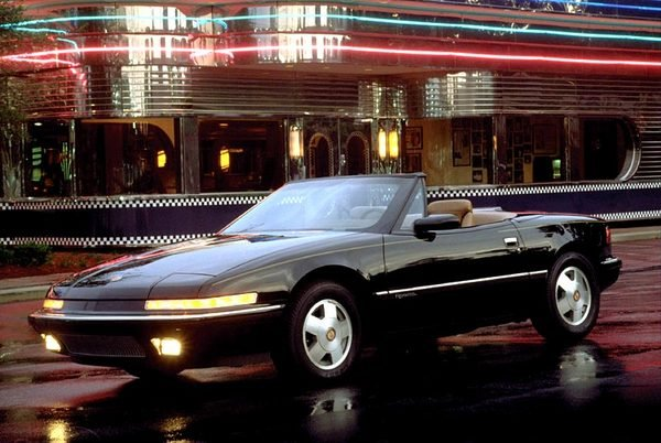 Pebble Beach Car Show >> 1988 - 1991 Buick Reatta | car review @ Top Speed