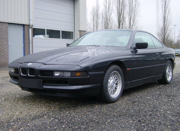 1993 bmw 850ci review for pinterest