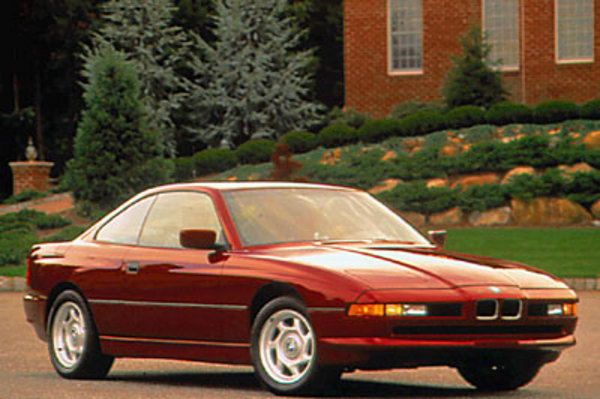 1989 1999 Bmw 8 Series Car Review Top Speed