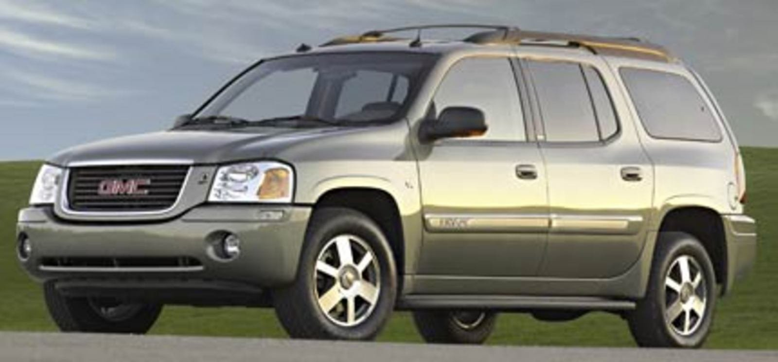2002 GMC Envoy Review - Top Speed
