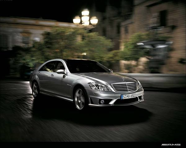 2006 Mercedes S65 AMG Review  Top Speed