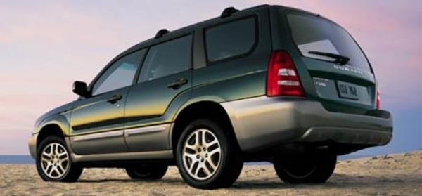2006 2007 subaru forester car review top speed. Black Bedroom Furniture Sets. Home Design Ideas