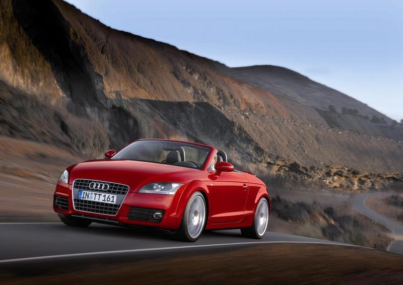 audi tt news and reviews top speed. Black Bedroom Furniture Sets. Home Design Ideas