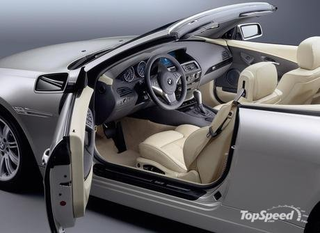 2005 Hamann Bmw 6er Coupe 645ci. The first 6 Series succeeded