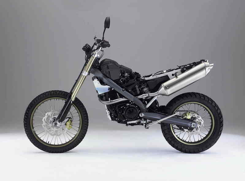 2007 BMW G 650 Xcountry