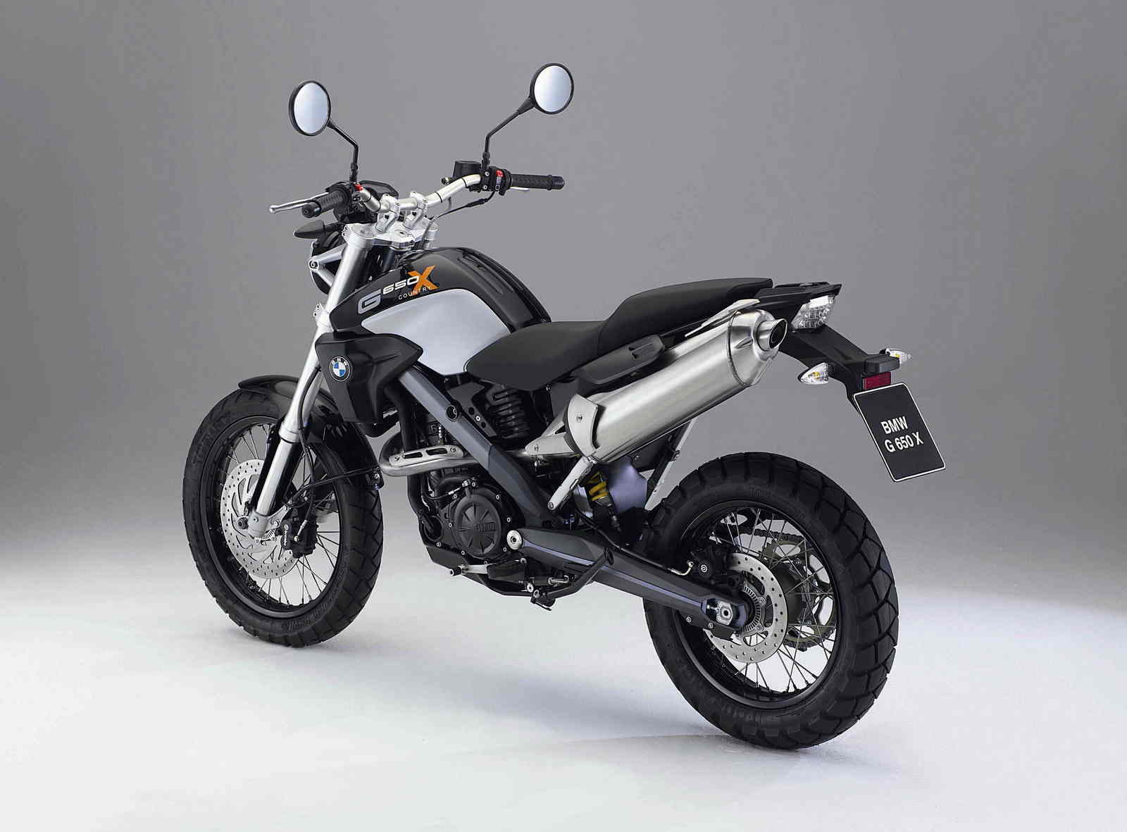 2007 Bmw G 650 Xcountry Picture 113281 Motorcycle