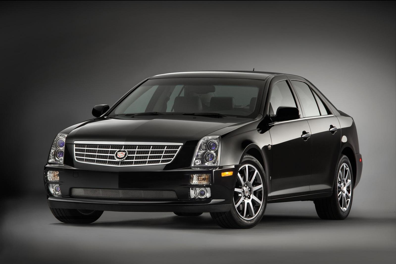 2007 cadillac sts platinum review top speed. Black Bedroom Furniture Sets. Home Design Ideas