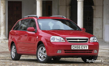 chevrolet lacetti diesel. It will be 'D-Day' for Chevrolet at this year's