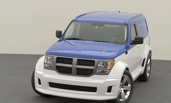 2007 Dodge Nitro Panel Wagon Review Top Speed