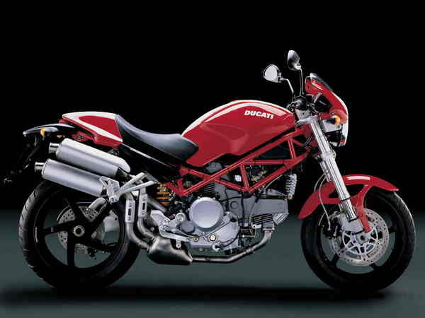 ducati monster s2r 800 picture