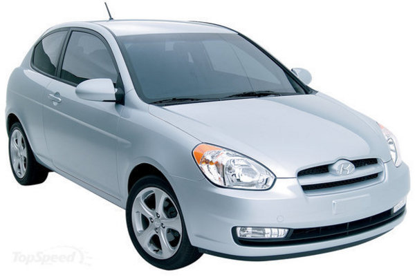 2007 Hyundai Accent Gs Se And Gls Review Top Speed