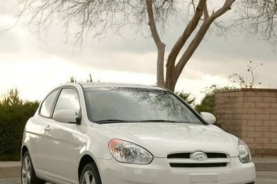 2007 Hyundai Accent GS,SE and GLS